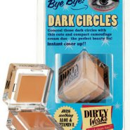 Dirty Works Bye-bye dark circles concealer