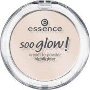 Essence Soo Glow - Cream to Powder Highlighter