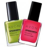 AVON Speed Dry + Nail Enamel