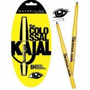 Maybelline The Colossal Kajal 12 Hour Extra Black