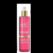 Sorbet Sensual Luxurious Oil Royal Oil Body Spritzer