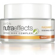 Avon Nutra Effects Radiance Night Cream