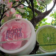 Body butter and buff (Aromatherapy Oils of SA)