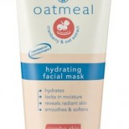 Oatmeal Hydrating Facial Mask
