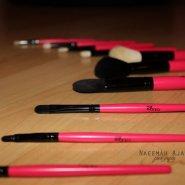 27 Pinkx 10 pc Travel Brush Set