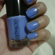 CATRICE nail colour