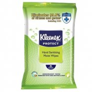 Kleenex Hand and Face Moist Wipes