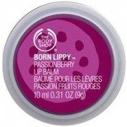 Body Shop BornLippy Passionberry Lip Gloss