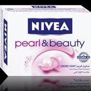 Creme soap luxurious pearl extract.