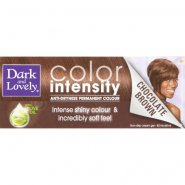 Dark and Lovely color intensity chocolate brown