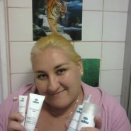 NUXE TONER, FACE WASH AND ANTI WRINKEL AND FACE CREAM AMAZING