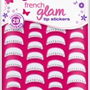 Essence French Glam Tip Stickers