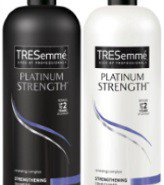 Tresemme Platinum Strength Shampoo and Conditioner