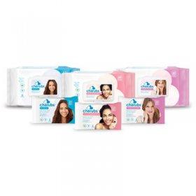 Cherubs Eco-Care Make-Up Remover Facial Wipes Range