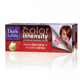 Dark and Lovely Color Intensity Anti-Dryness Permanent Colour