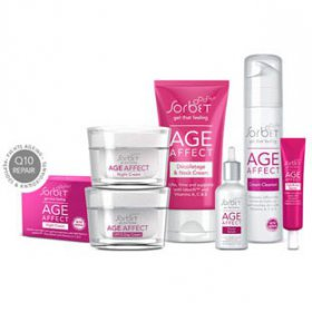 Sorbet Age Affect Skincare Range