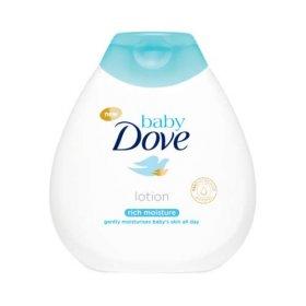 Baby Dove Lotion Rich Moisture