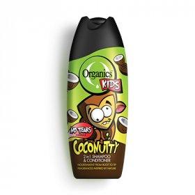 Organics Hair Kids Shampoo Coconutty 2-in-1