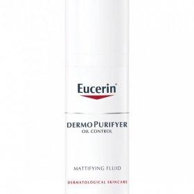 Eucerin Dermo Purifyer Oil Control Mattifying Fluid