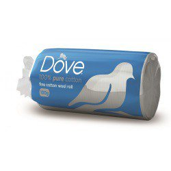 Dove Cotton Wool Roll