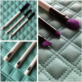 UBU Smokey Eyeshadow Brush Set