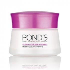 POND'S Flawless Radiance Derma+ Mattifying Day Cream SPF 15 PA++