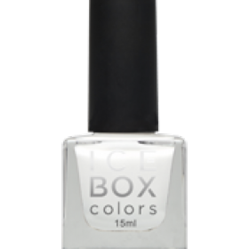 Ice Box Nail Color in Nougat Ice