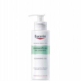 Eucerin DermoPURIFYER Oil Control Cleansing Gel