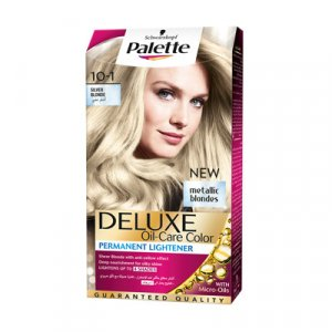 Schwarzkopf Palette Deluxe Silver Blonde 10-1