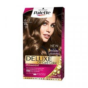 Schwarzkopf Palette Deluxe Dark Blonde 6-0
