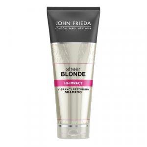 John Frieda® Sheer Blonde Hi-Impact Vibrancy Restoring Shampoo