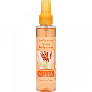 Natural Collection Body Spray Vanilla Musk