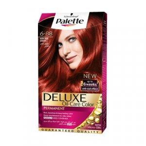 Schwarzkopf Palette Deluxe Ruby Red Ginger 6-88