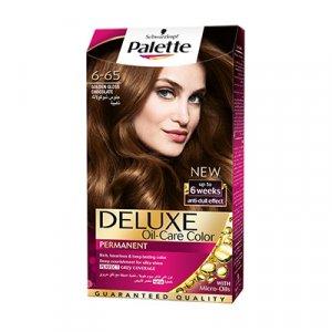 Schwarzkopf Palette Deluxe Golden Gloss Chocolate 6-65