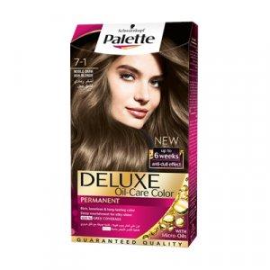 Schwarzkopf Palette Deluxe Noble Dark Ash Blonde 7-1