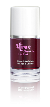2True Cosmetics Cheek & Lip Stain
