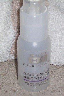 Clicks Hair Rescue Extra Strength Silicone Serum