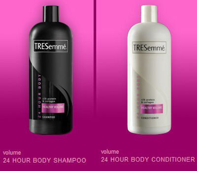 TRESemme 24hr Body Shampoo & Conditioner