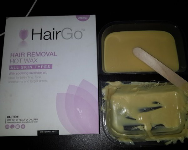 HairGo Hot Wax