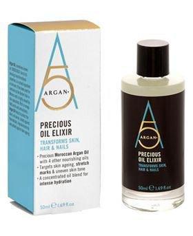 Argan 5 + Precious Oil Eixir