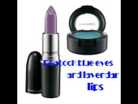 No Mirror Makeup Challenge #1 (Suaad Dawood)