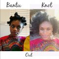 Bantu Knot Out Tutorial l Hairdo of the Day l Wedding OOTD/HOTD l Nigerian/ South African Youtuber