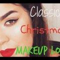 Classic Christmas Makeup Look | From South Africa | Cassandra da Silva