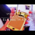 Elizabeth Arden Sponge-On Cream Foundation | First Impressions + Review