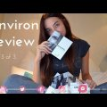 Environ Skin Care | Beauty Bulletin Review | Facial | Part 3 of 3