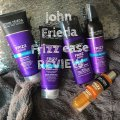 John Frieda Frizz Ease| Review