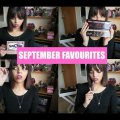 September Favourites   Beauty Candy Loves