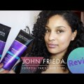 Missy On A Mission | John Frieda Review | Beauty Bulletin | Why It Did Not Work For Me.