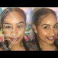 How To: Dutch Braid/ Inverted French Braid Tutorial on Natural Hair (Kristenite Speaks)