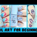 Nail Art For Beginners #3 | Hayls World